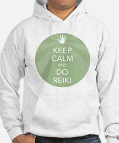 SHIRT KEEP CALM GREEN Hoodie