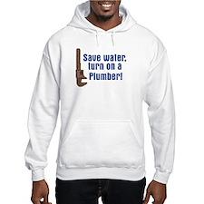 Save water Hoodie