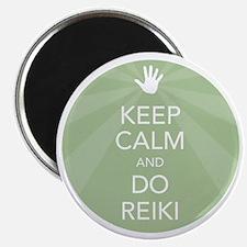 SHIRT KEEP CALM GREEN Magnet