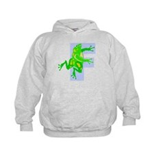 F is for Frog Hoodie
