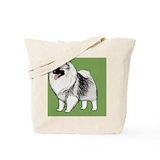 keeshondlicense Tote Bag