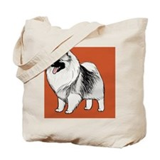 keeshondtoiletry Tote Bag