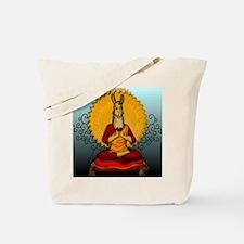 DHALAI-LLAMA-THROW-PILLOW.gif Tote Bag