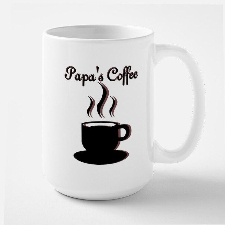 Papa Large Mug