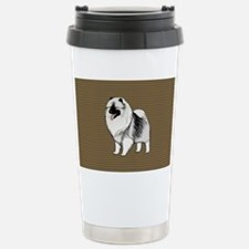keeshondbigbag Stainless Steel Travel Mug
