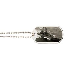 truxtun cgn rectangle magnet Dog Tags