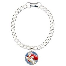 SUPER-LLAMA-THROW-PILLOW Bracelet