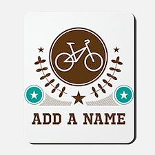 Personalized Biking Mousepad