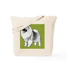 keeshondkindle Tote Bag