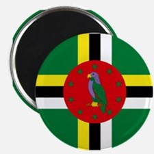 The Commonwealth of Dominica Magnet