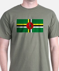 The Commonwealth of Dominica T-Shirt