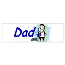 Dad Bumper Bumper Sticker