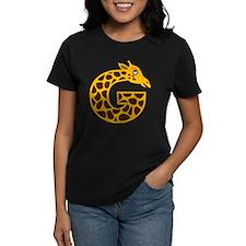 G is for Giraffe Tee