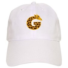 G is for Giraffe Baseball Cap