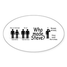 Who Made Steve Decal