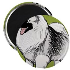 keeshond3g Magnet