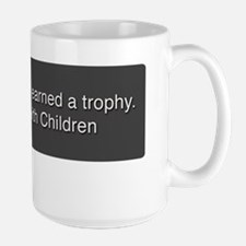 PS3 Trophy-MarriedwithChildren Mug
