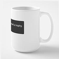 PS3 Trophy-Marriage Mug