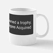 PS3 Trophy-MastersDegree Mug