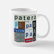 Papa, Pa, Father, Patera Mug