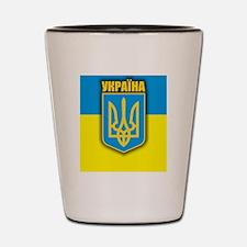 Ukraine (iPad2) Shot Glass