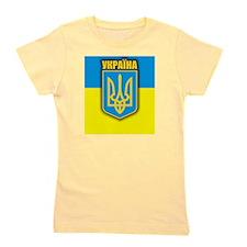 Ukraine (iPad2) Girl's Tee