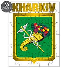 Kharkiv COA Puzzle