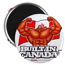 BUILT_IN_CANADA Magnet