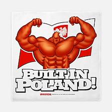 BUILT_IN_POLAND Queen Duvet