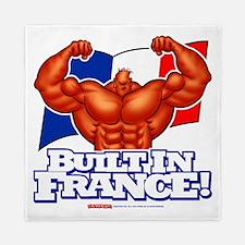 BUILT_IN_FRANCE Queen Duvet