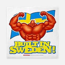 BUILT_IN_SWEDEN Queen Duvet