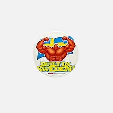 BUILT_IN_SWEDEN Mini Button
