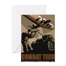 CombatTech_7x10 Greeting Card
