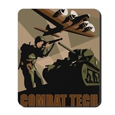 CombatTech_7x10 Mousepad