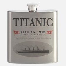 TG2 Ghost Boat 12x12-3 Flask