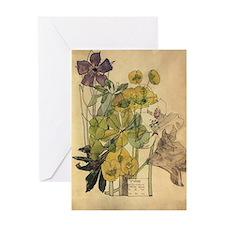 Charles Rennie mackintosh Greeting Card