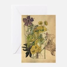 Charles Rennie mackintosh Greeting Card