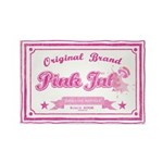 Pink Ink Art Brand Rectangle Magnet
