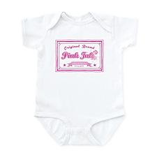 Pink Ink Art Brand Infant Bodysuit