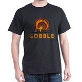 Peanuts thanksgiving Mens Classic Dark T-Shirts