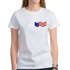 Free because of Patriots (ver 2) Tee