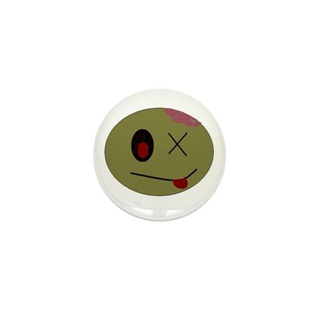zombie one Mini Button (100 pack)