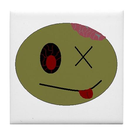 zombie one Tile Coaster