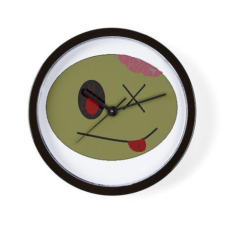 zombie one Wall Clock