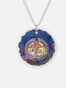 Mackintosh Harvest Moon Necklace