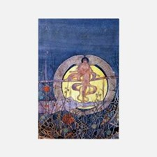 Mackintosh Harvest Moon Rectangle Magnet