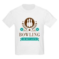 Bowling Is My Life T-Shirt
