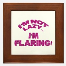 Flaring  Framed Tile