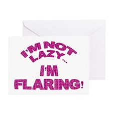 Flaring  Greeting Cards (Pk of 10)