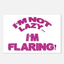 Flaring  Postcards (Package of 8)